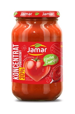 Koncentrat pomidorowy 30% 930g