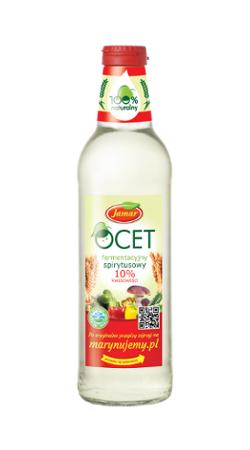 Ocet fermentacyjny spirytusowy 10%
