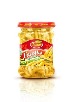 Fasolka konserwowa żółta