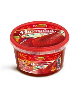 Marmolada o smaku wieloowocowym 600g
