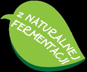 naturalnej fermentacji